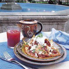Chilaquiles in Chipotle Sauce: Recipe: bonappetit.com