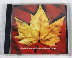 Sarah Brightman 1998 Dust In The Wind Promo Single CD Classical Music Mega Rare #ClassicalPop1990s