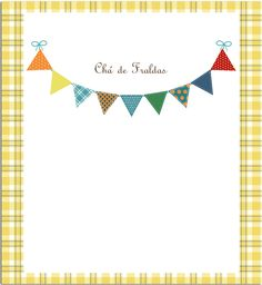 convite arraiá bebê Alice, Tapestry, Lucca, Logo, Tattoos, Borders And Frames, Organize, Tags, Mandalas