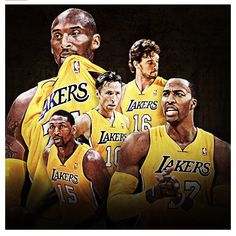 Lakers starting 5 for 2012-13