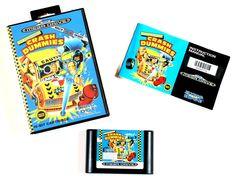 Sega Mega Drive Spiel The Incredible Crash Dummies in OVP