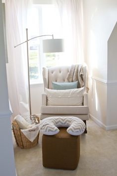 Project Nursery - nook