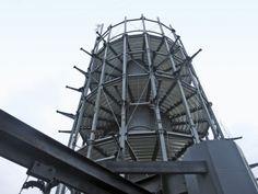 Obr. 7: Nosná konstrukce před montáží opláštění Utility Pole, Tower, Technology, Rook, Computer Case, Building