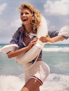 Summer. August. Beach. Fashion. Love.