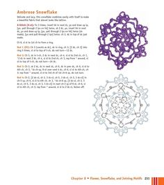 Мобильный LiveInternet Мотивы крючком - Crochet Stitches VISUAL Encyclopedia | MerlettKA - © MerlettKA® ™ | Pull Through, Snowflakes, Delicate, Stitch, Fabric, Beautiful, Tejido, Full Stop, Tela