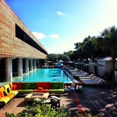 SLS Hotel South Beach por Phillip Starck