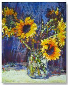 """""""Sunflower Bouquet"""" by Jane Christie"""