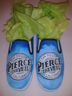 Pierce The Veil I want these.