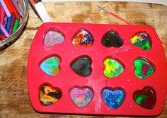 @Vintage Paper Parade blog  Crayon . Hearts  http://vintagepaperparade.blogspot.com