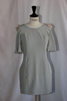 """Modèle """"Floraison"""", par A. Piconel, classe de FCIL modélisme lingerie -homewear"""