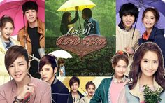 Love Rain a K-drama will change ur perspective about ♥.