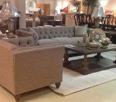 5927 Westheimer Houston 713-783-1500 www.blumsfurniture.com #Houston Furniture #Lamps #Chairs #Tables #Mirrors Flowers #Fashionable — at Blum's Fine Furniture.