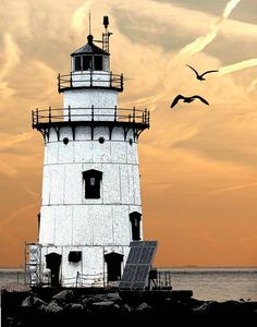 saybrook breakwater lighthouse | Saybrook Breakwater Light, CN