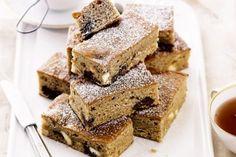 Gyömbéres csokis kavart sütemény