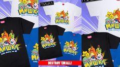Mishka gotsta destroy all them - http://www.cottonfreaks.com/wp-content/uploads/2015/08/Mishka_Pokemon_feature015-1024x576.png