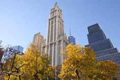 Woolworth Building penthouse hits market for record $110M