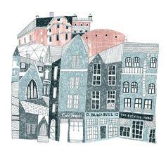 Eilidh Muldoon - illustrations