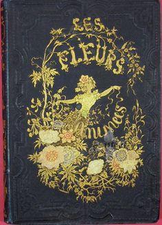 Les Fleurs book