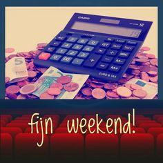 Als de cijfertjes van m'n controlespreadsheet kloppen en ik op de verzend-knop druk... Heerlijk dat de kwartaal aangifte weer gedaan is. Een mooi begin van het weekend!  #belastingen #ondernemen #weekend #klusgeklaard