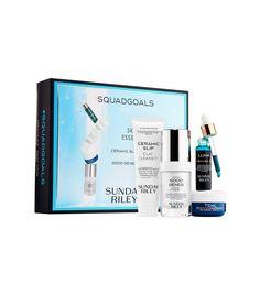 Sunday Riley #SquadGoals Skincare Essentials Kit