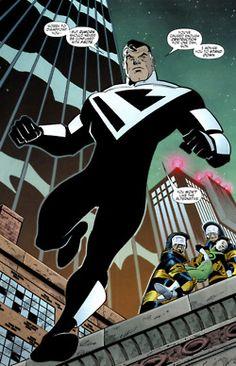 Superman Beyond Comic Insert