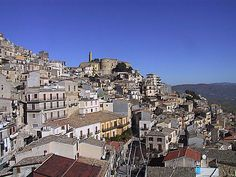 Cammarata in the region of Sicily with it's 6,403 residents is located in Italy…