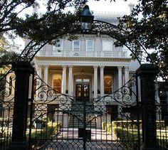 Garden District, New Orleans | New Orleans Garden District c2003. | Louisana and New Orleans