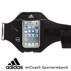 Griffin Adidas Micoach Sport Running Armband Case for iPhone se 5 (Black). We distribute iPod & iPhone accessories worldwide. Ultra-lightweight nylon band adjusts to fit arms up to cm). Pocket with touch-through screen protector. Tech Accessories, Cell Phone Accessories, Fitness Gadgets, Ipod Touch 5th Generation, Best Cell Phone, Samsung, Apple Iphone 5, New Age, Black Adidas