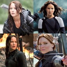 As much as I love Katniss Everdeen and the Hunger Games series I have to admit she can be over dramatic. Yeah she is scared but the capitol messed her up. She was strong and independent in the first book and it goes downhill bc she needs Peeta all the time.