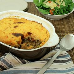 Kids Cooking: Family Cottage Pie Recipe. Easy dinner recipe for young children cooking independently.