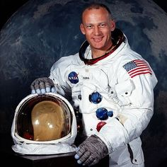 "Edwin ""Buzz"" Aldrin – The Second Man on the Moon"
