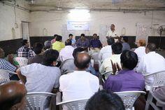 Consultation Meeting with Bajajkhana Chowk, Malarganj & Tilakpath Businessmen_9 #IndoreSmartCity #SmartCity #Indore