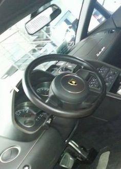 L'Abitacolo della nostra Fenomenale Lamborghini Gallardo!!!
