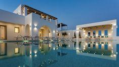 MIA II -Διώροφη εξοχική κατοικία στη Πάρο | vasdekis Archi Design, Paros, Greece, Exterior, Mansions, Architecture, House Styles, Inspiration, Opera