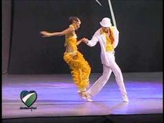 ▶ miguel y claudia festival mundial de salsa cali 2009 - YouTube