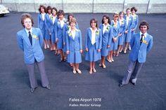 Falles hire staff 1978.