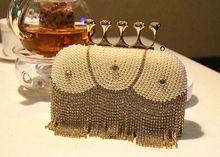 New Arrivals strass bolsas de noiva cristais mulher sacos LB-0043 luxo noite da embreagem saco da forma das mulheres(China (Mainland))