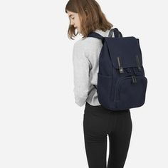 Everlane Backpacks: slightly more professional look and approach to the backpack