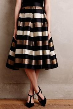 Eliza J Encore Midi Skirt