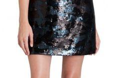Sequin Ted Baker skirt