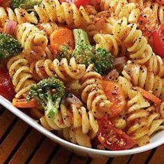 Pasta Salad Recipe – Simple and Easy Recipe