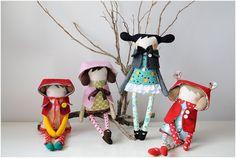 Břichopas about toys: dolls Kase-faz