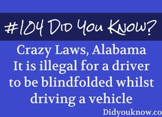 Georgia dumb laws
