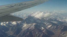 Cordilheira dos Andes Airplane View, Mountain Range, Paths, Destiny