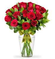 Arreglo de 12 Rosas Rojas a domicilio en Zapopan Jalisco. Entregas el Mismo Día de 3 a 5 Hrs a todo México desde $290 MXN.