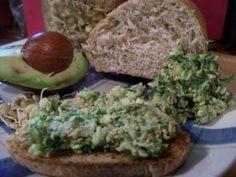 Lentil Sprout Spread