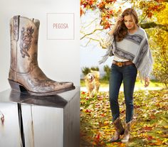 Ariat Lookbook Fall Collection... love the sweater too!