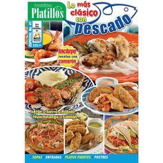 Irresistibles Platillos Especial 41 -Lo más Clásico con Pescado   Revista Impresa