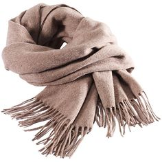 FILIPPA K Cashmere Blend Scarf Accessories (1,880 MXN) ❤ liked on Polyvore featuring accessories, scarves, pañuelos, fringe scarves, fringed shawls and filippa k