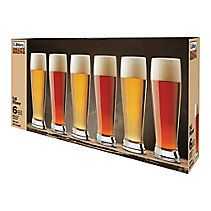 Libbey Craft Brews Tall Pilsner Set, 6-pc, Canadian Tire